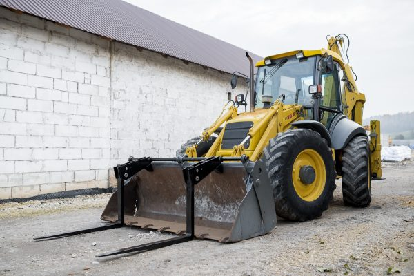 New Holland LB 115B