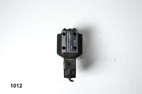 Cewka elektrozawór BOSCH 1012