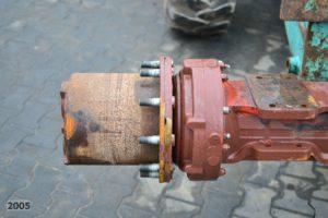 Most Carraro 852 FR