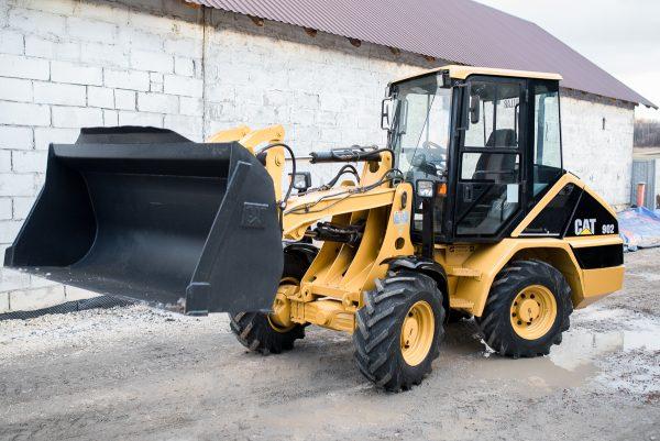 Ładowarka Cat 902