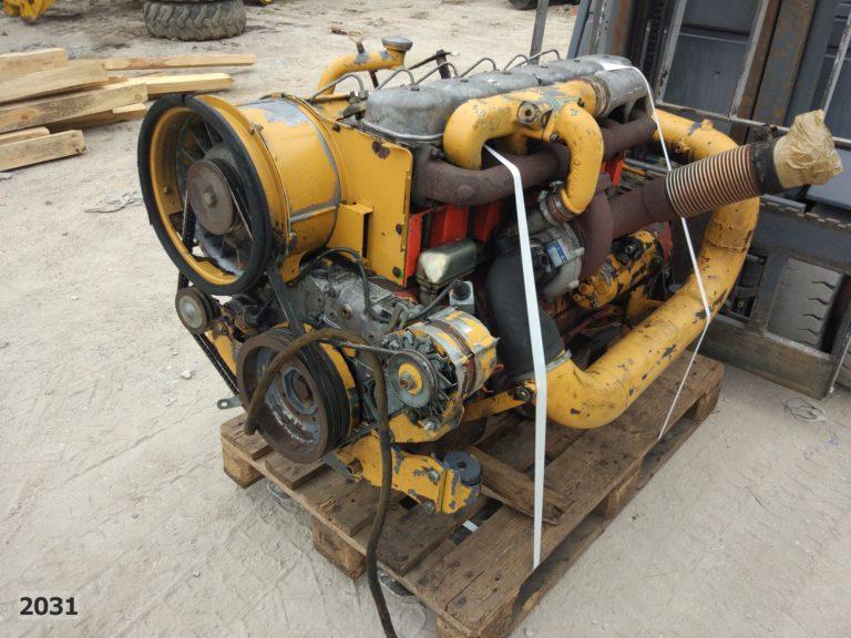 Deutz BF 6L913 Turbo