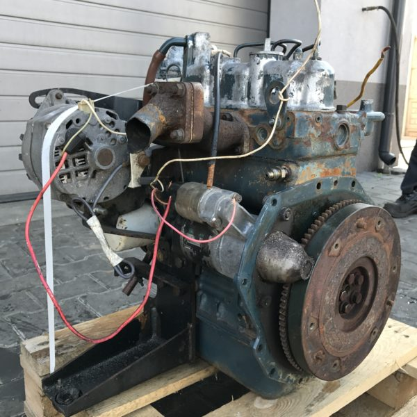 Silnik Kubota