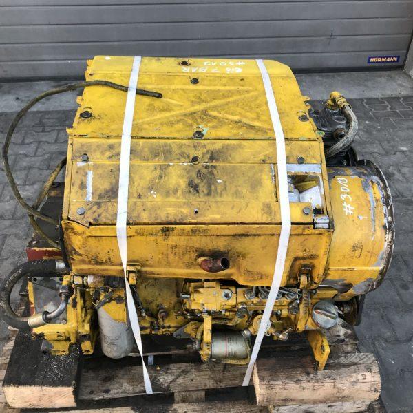 Deutz BF4L913 Turbo