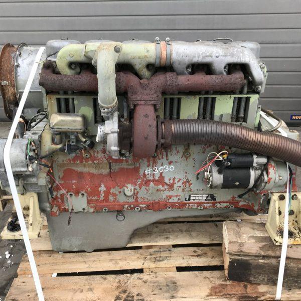 Deutz BF6L913 Turbo