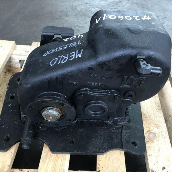 MERLO P26.6SPT Gearbox Parts Skrzynia