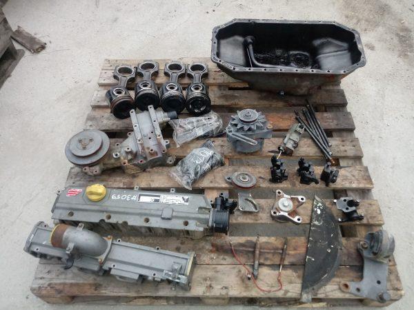 Silnik Deutz BF4M 1013 EC