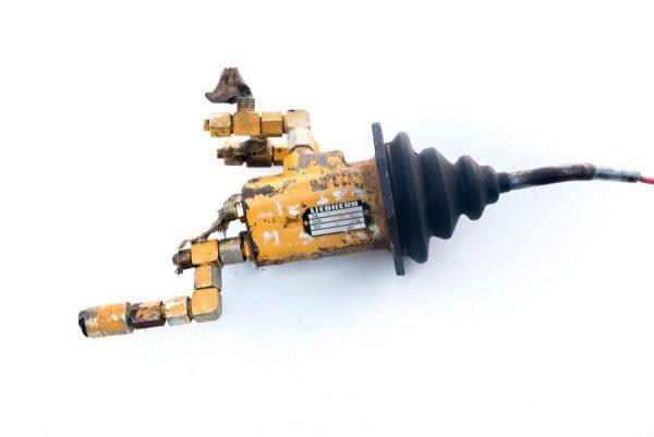 Joystick Liebher VG7-4/4 TlU34 (4 Wyjścia)