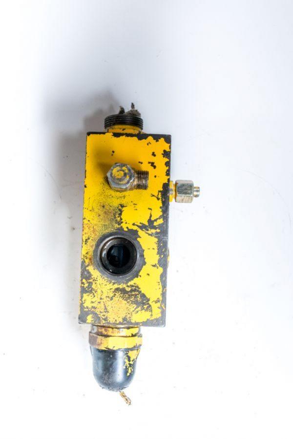 Kostka Liebherr 732 Spych zawór rozdzielacz hydrauliczny