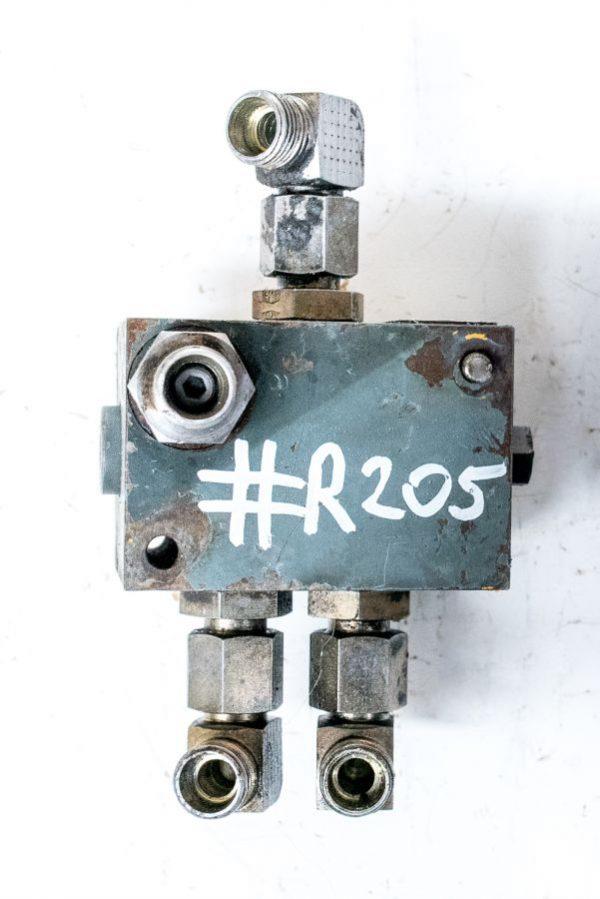 Kostka Rexroth zawór rozdzielacz hydrauliczny