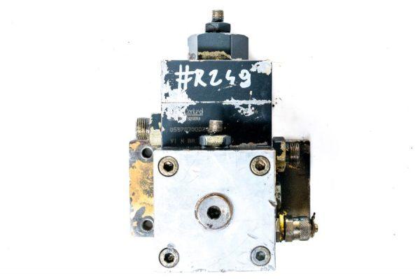 Kostka Kramer Allrad 809 Koparka (655) zawór rozdzielacz hydrauliczny