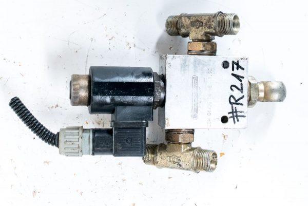 Kostka Comatrol Etec 816 Koparka zawór rozdzielacz hydrauliczny