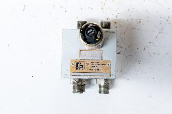 Kostka Hydraulique zawór rozdzielacz hydrauliczny