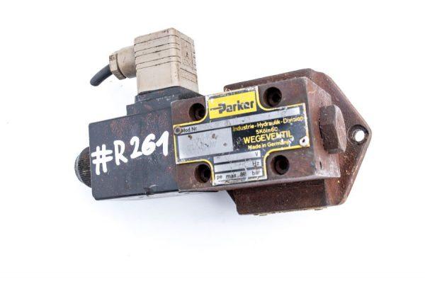Kostka Parker zawór rozdzielacz hydrauliczny