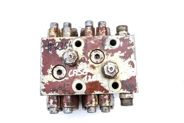 Kostka Case 1288 zawór rozdzielacz hydrauliczny