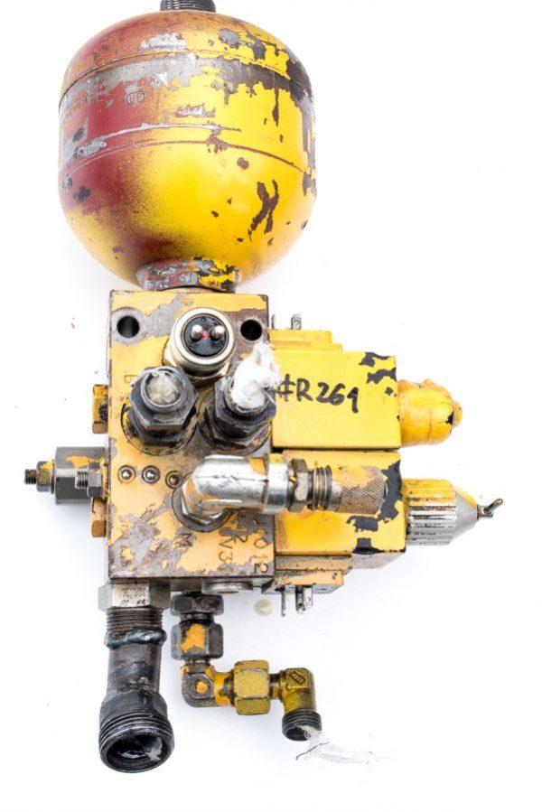 Akumulator hydrauliczny
