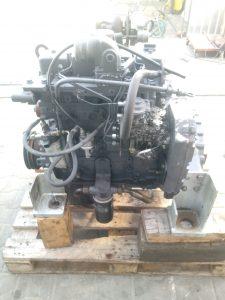 Silnik Iveco HK25W
