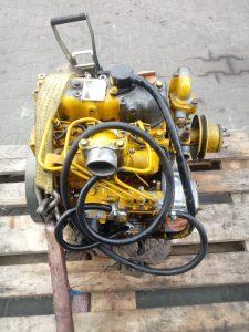 Silnik Yanmar 3TN75E