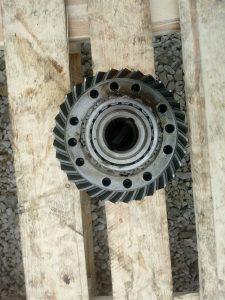 Mechanizm różnicowy Carraro 26.09M+TB 10/32