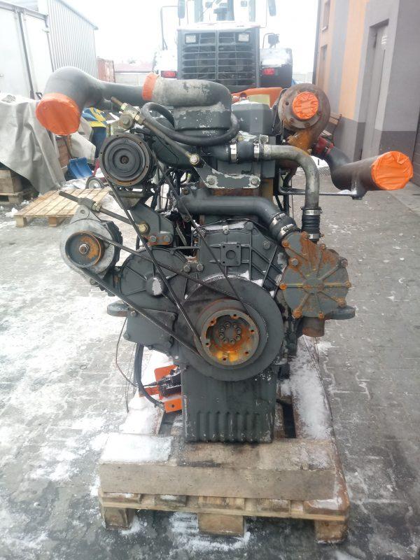 Silnik Doosan DE12TIS
