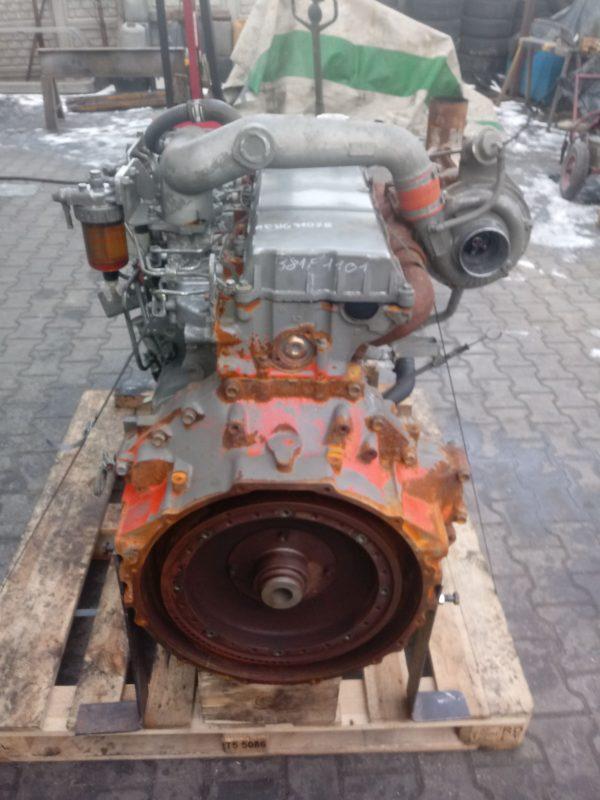 Silnik Isuzu 6HK1TABEB Hitachi LX 210